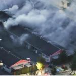 栗東トレセンの火災原因は?火事画像や動画|馬4頭が犠牲となる